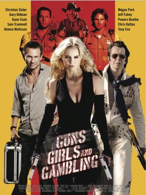 Guns, Girls and Gambling - Movie Poster (thumbnail)