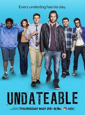 """Undateable"" - Movie Poster (thumbnail)"