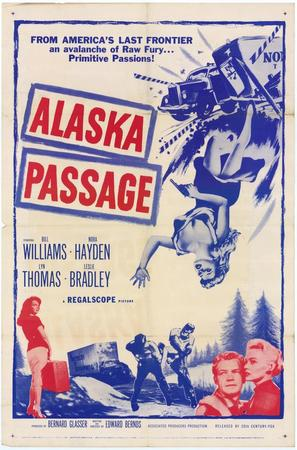 Alaska Passage - Movie Poster (thumbnail)