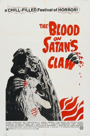 Satan's Skin - Movie Poster (thumbnail)