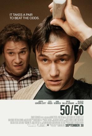 50/50 - Movie Poster (thumbnail)