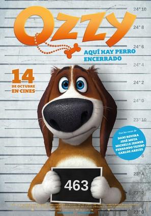 Ozzy - Spanish Movie Poster (thumbnail)