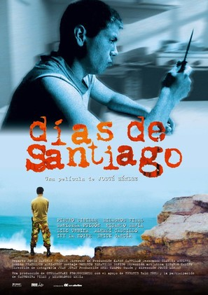 Dias de Santiago - Spanish poster (thumbnail)