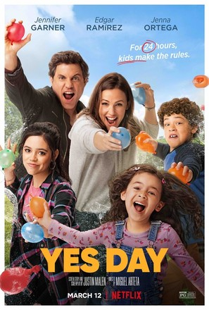 Yes Day - Movie Poster (thumbnail)