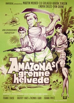 Sullivan's Empire - Danish Movie Poster (thumbnail)