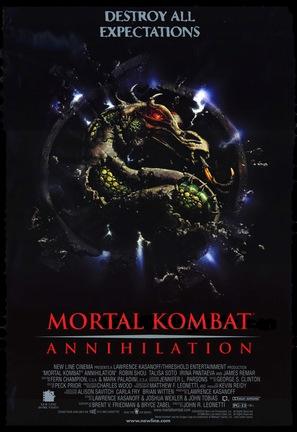 Mortal Kombat: Annihilation - Movie Poster (thumbnail)