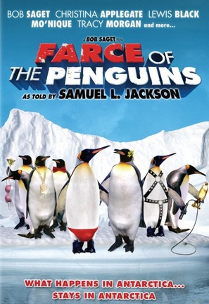 Farce of the Penguins - Movie Poster (thumbnail)