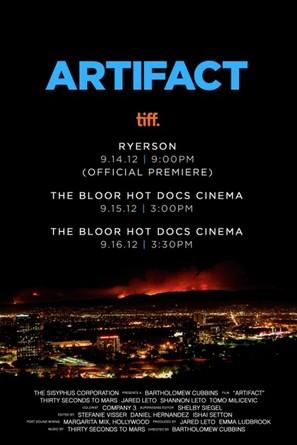 Artifact - Movie Poster (thumbnail)