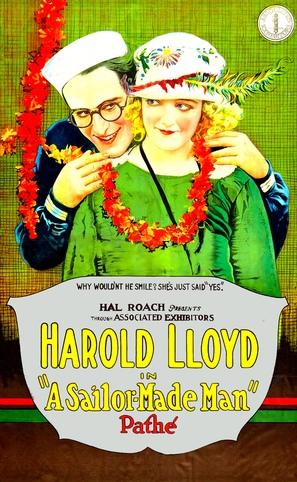 A Sailor-Made Man - Movie Poster (thumbnail)