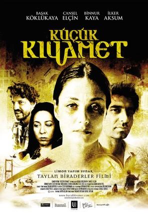 Küçük kiyamet - Turkish Movie Poster (thumbnail)