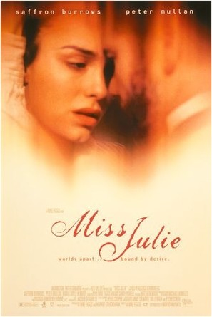 Miss Julie - Movie Poster (thumbnail)