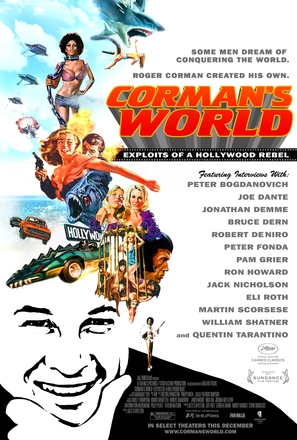 Corman's World: Exploits of a Hollywood Rebel - Movie Poster (thumbnail)