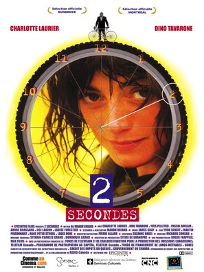 2 secondes - Canadian Movie Poster (thumbnail)