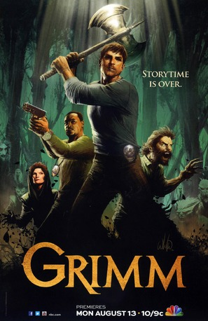 """""""Grimm"""" - Movie Poster (thumbnail)"""