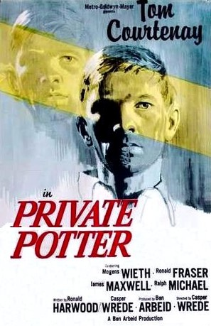 Private Potter - Movie Poster (thumbnail)