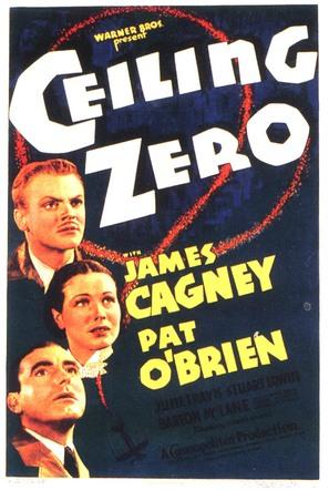 Ceiling Zero - Movie Poster (thumbnail)