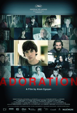 Adoration - Canadian Movie Poster (thumbnail)
