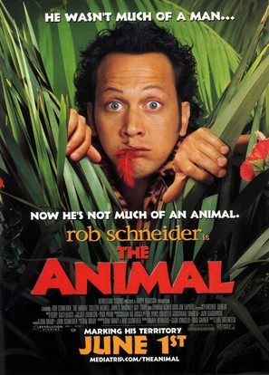 The Animal - Movie Poster (thumbnail)
