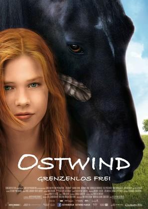 Ostwind - Zusammen sind wir frei - German Movie Poster (thumbnail)