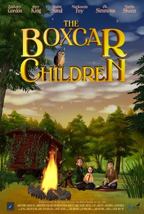 The Boxcar Children - Movie Poster (thumbnail)