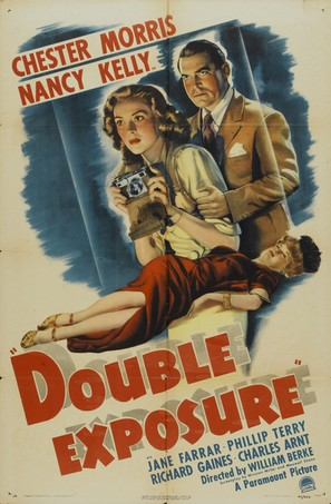 Double Exposure - Movie Poster (thumbnail)