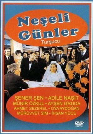 Neseli günler - Turkish Movie Poster (thumbnail)