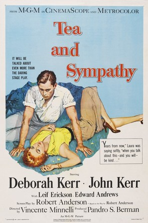 Tea and Sympathy - Movie Poster (thumbnail)