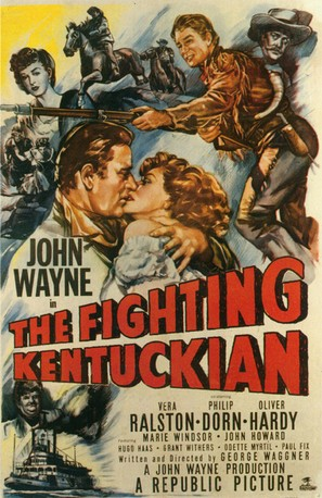 The Fighting Kentuckian - Movie Poster (thumbnail)
