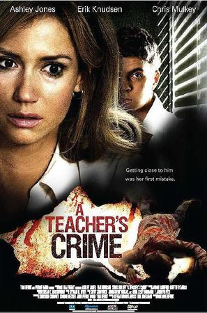 A Teacher's Crime - Movie Poster (thumbnail)