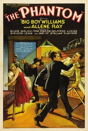 The Phantom - Movie Poster (thumbnail)