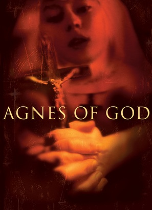 Agnes of God - DVD movie cover (thumbnail)
