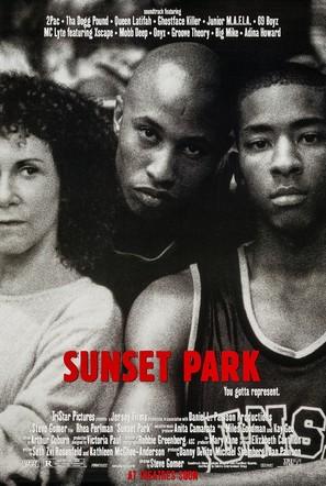 Sunset Park - Advance movie poster (thumbnail)