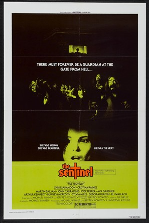 The Sentinel - Movie Poster (thumbnail)