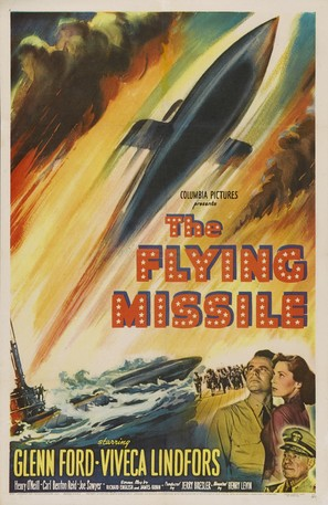 The Flying Missile - Movie Poster (thumbnail)