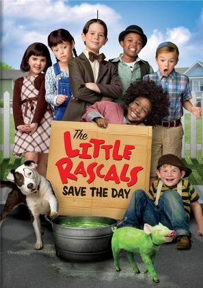 The Little Rascals Save the Day - Movie Cover (thumbnail)
