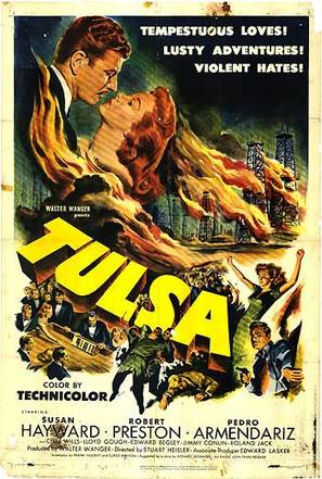 Tulsa - Movie Poster (thumbnail)