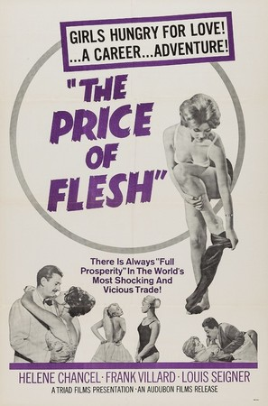 The Price of Flesh - Movie Poster (thumbnail)
