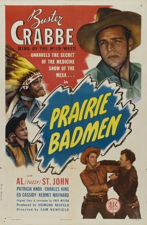 Prairie Badmen - Movie Poster (thumbnail)