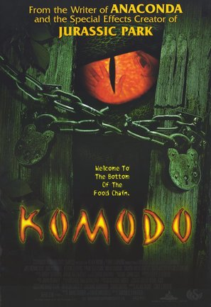 Komodo - Movie Poster (thumbnail)