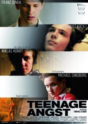 Teenage Angst - German Movie Poster (thumbnail)