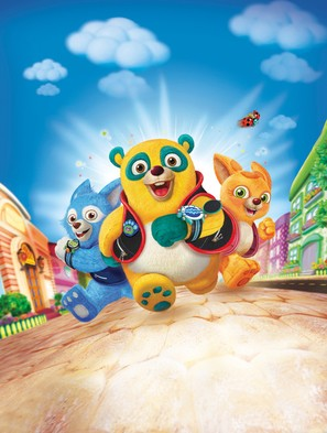 Special Agent Oso: Three Healthy Steps - British Key art (thumbnail)
