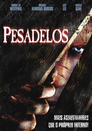Heebie Jeebies - Brazilian DVD cover (thumbnail)