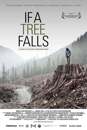 If a Tree Falls: A Story of the Earth Liberation Front - Movie Poster (thumbnail)
