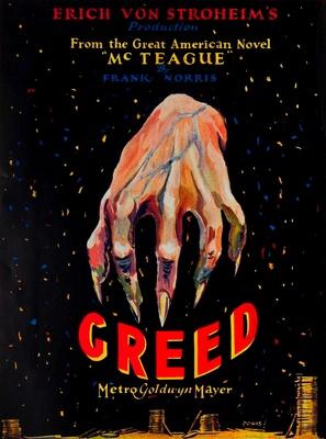Greed - Movie Poster (thumbnail)
