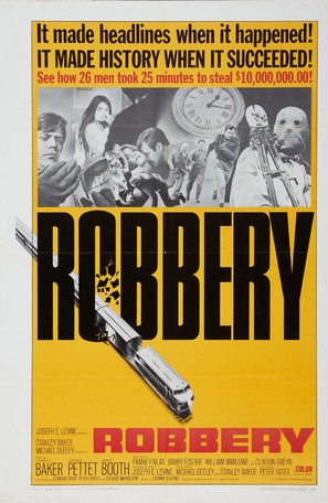 Robbery - Movie Poster (thumbnail)