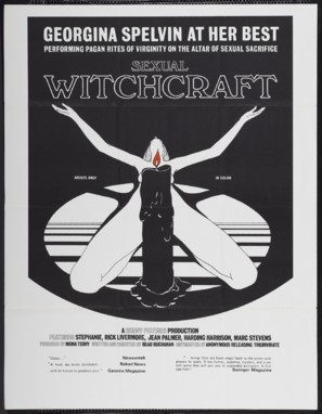 High Priestess of Sexual Witchcraft - Movie Poster (thumbnail)