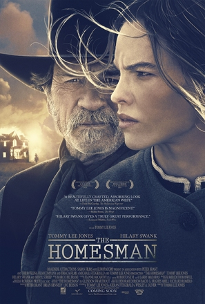 The Homesman - Movie Poster (thumbnail)