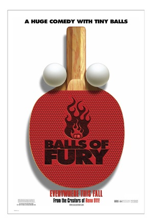 Balls of Fury - Movie Poster (thumbnail)
