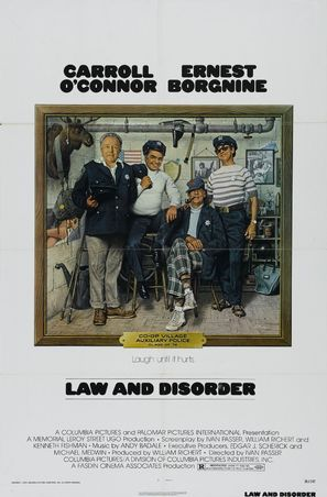 Law and Disorder - Movie Poster (thumbnail)