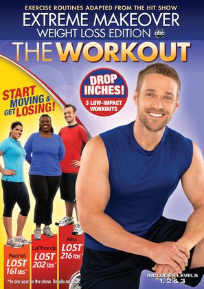 """Extreme Makeover: Weight Loss Edition"" - DVD cover (thumbnail)"
